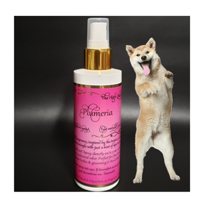Plumeria Fragrance Perfume For Dogs