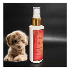 Strawberries & Champaign Fragrance Perfume For Dogs