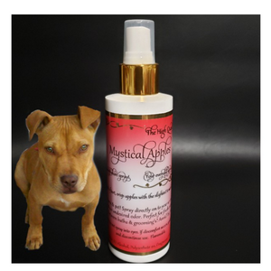 Mystical Apples Fragrance Perfume For Dogs