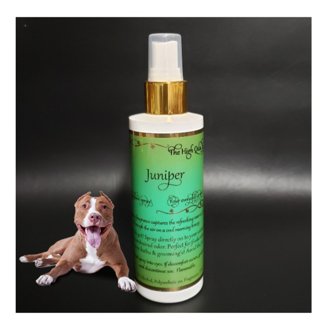 Juniper Fragrance Perfume for Dogs