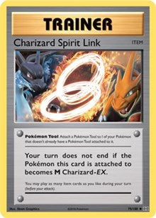 Charizard Spirit Link (75) [XY - Evolutions]