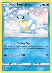 Alolan Sandshrew (19) [SM - Guardians Rising]