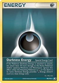 Darkness Energy (Special) (96) [Unseen Forces]