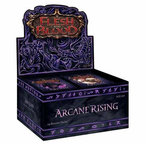 Arcane Rising (1st Edition) Sealed Booster Box
