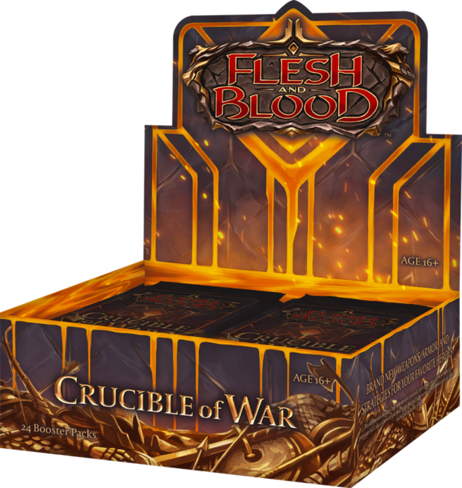 Crucible of War (1st Edition) Sealed Booster Box