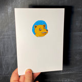 Bear Greeting Card