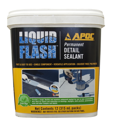 APOC<sup>®</sup> 515 Liquid Flash<sup>®</sup> Permanent Detail Sealant