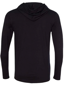 HOODED TEE LIGHTWEIGHT LONG