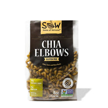 Load image into Gallery viewer, Chia Elbow Pasta