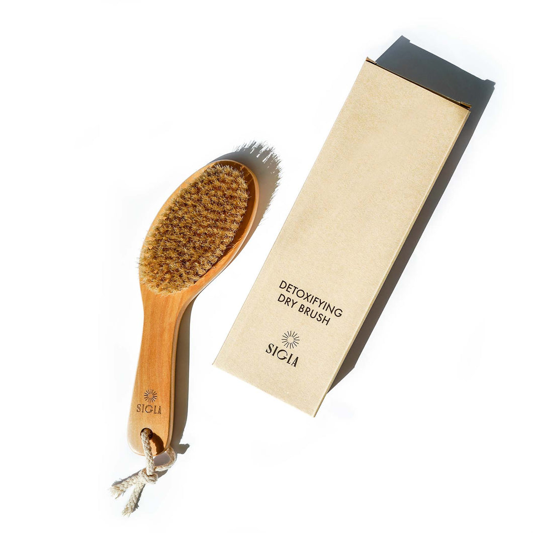 Detoxifying Dry Brush