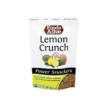 Load image into Gallery viewer, Lemon Chia Crunch Power Crackers