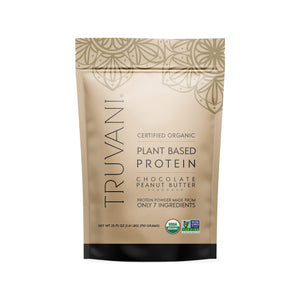 Chocolate Peanut Butter Plant-Based Protein Powder