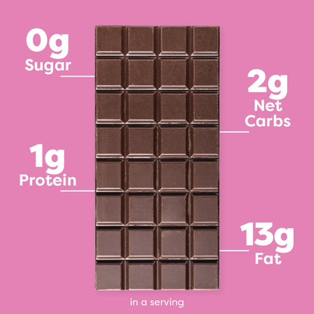 Original Keto Dark Chocolate Bar