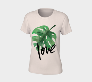 Love Grows | Slim Tee