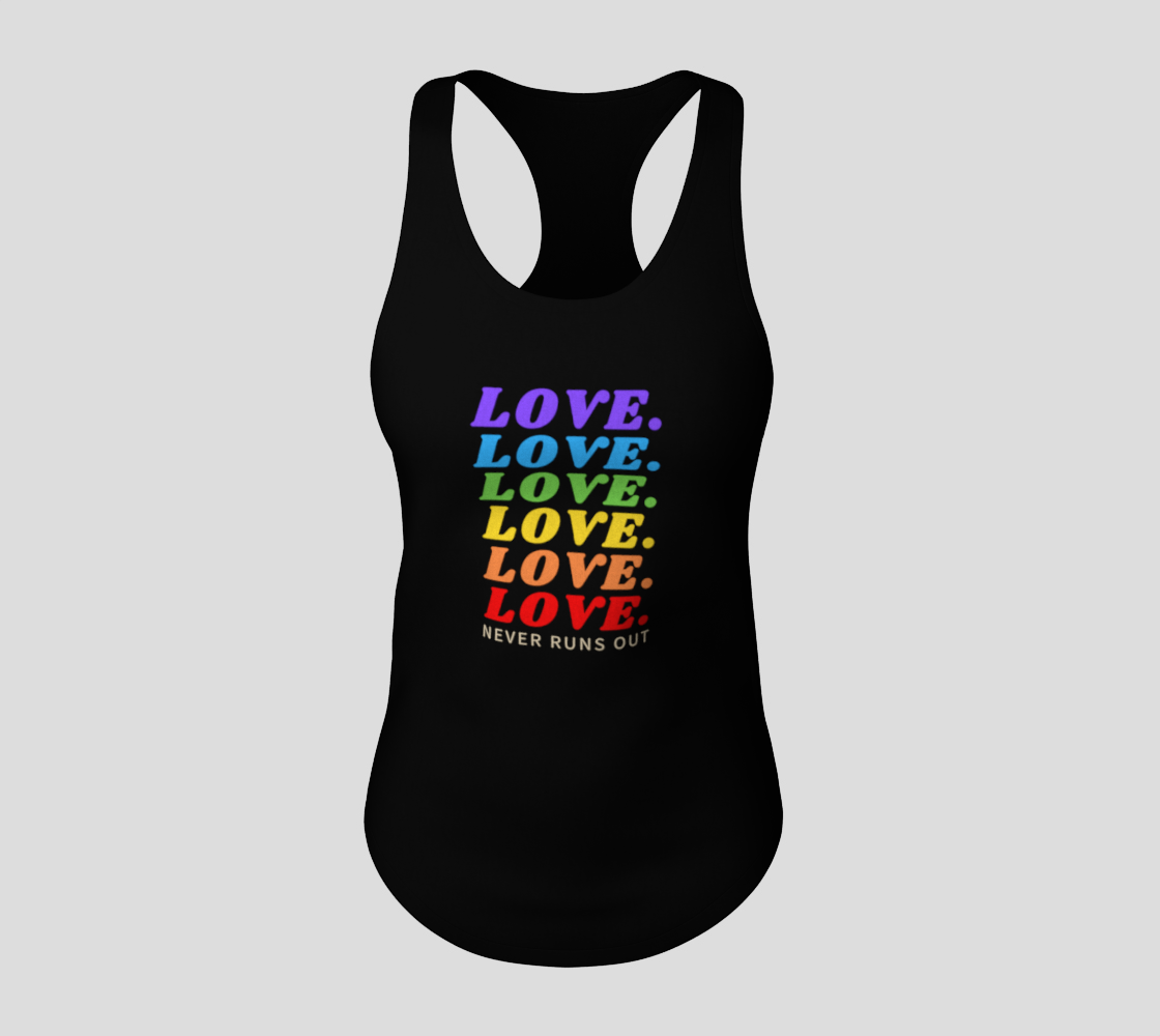 Love Never Runs Out | Tank