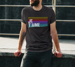Load image into Gallery viewer, Je t'aime | Uni Tee