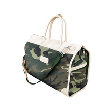 Load image into Gallery viewer, Southtown front view in Color 'Classic Camo Coated Canvas'