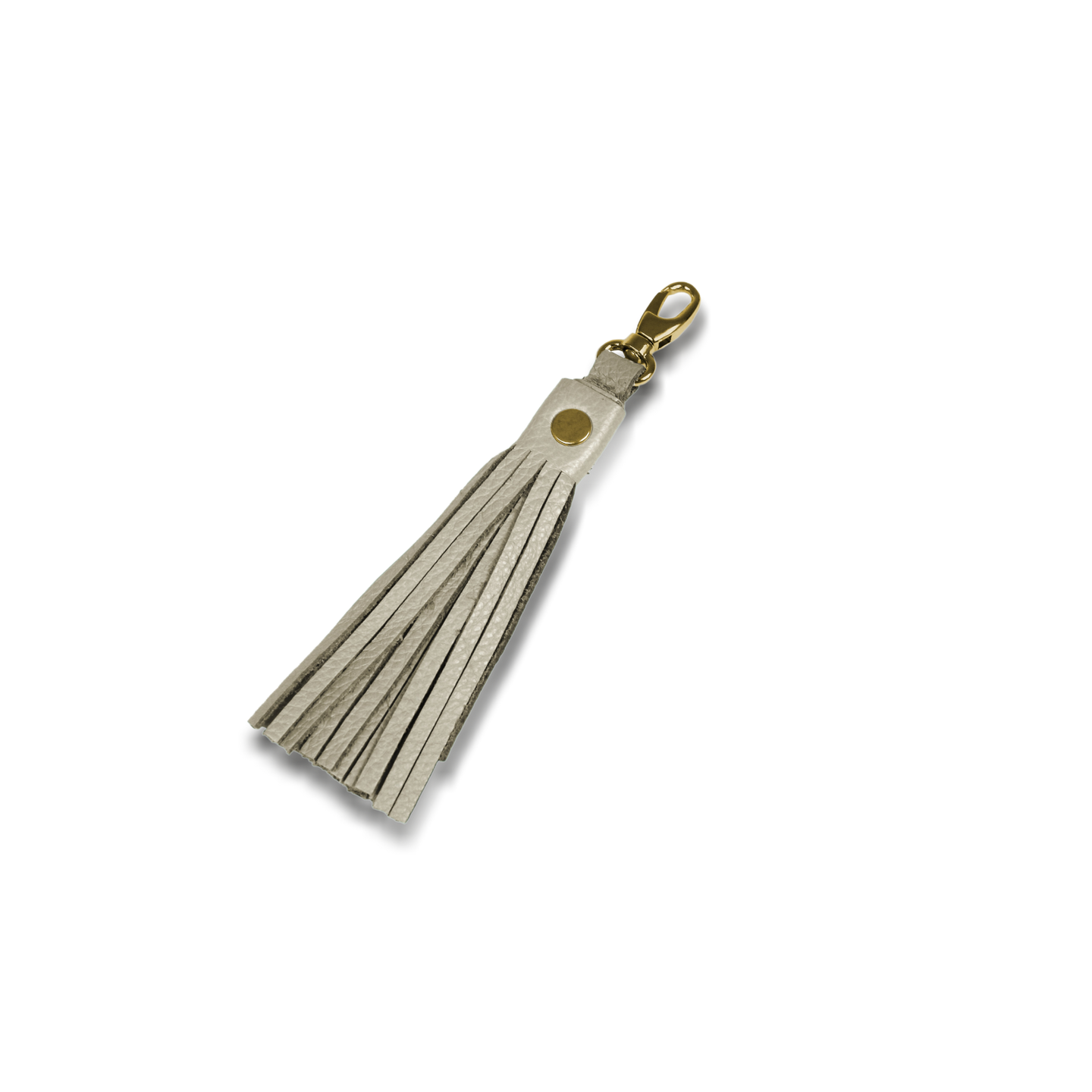 Quality made in America cute colored and natural leather tassel