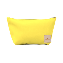 Load image into Gallery viewer, Grande - Lemon Coated Canvas Front Angle in Color 'Lemon Coated Canvas'
