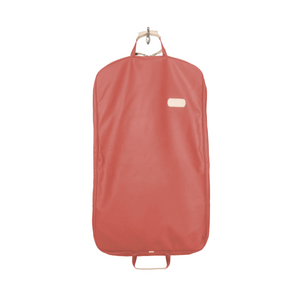 Mainliner - Coral Coated Canvas Front Angle in Color 'Coral Coated Canvas'