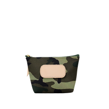 Load image into Gallery viewer, Chico - Classic Camo Coated Canvas Front Angle in Color 'Classic Camo Coated Canvas'