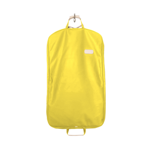 Mainliner - Lemon Coated Canvas Front Angle in Color 'Lemon Coated Canvas'