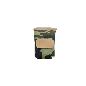 Lil Chill - Classic Camo Coated Canvas Front Angle in Color 'Classic Camo Coated Canvas'