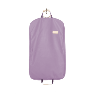 Mainliner - Lilac Coated Canvas Front Angle in Color 'Lilac Coated Canvas'