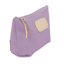 Load image into Gallery viewer, Grande - Lilac Coated Canvas Front Angle in Color 'Lilac Coated Canvas'