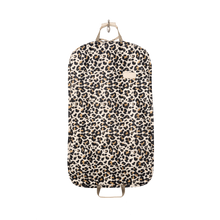 Load image into Gallery viewer, Mainliner - Leopard Coated Canvas Front Angle in Color 'Leopard Coated Canvas'