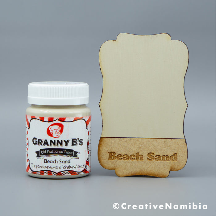 Granny B Paint - Beach Sand