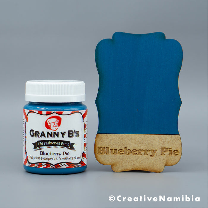Granny B Paint - Blueberry Pie