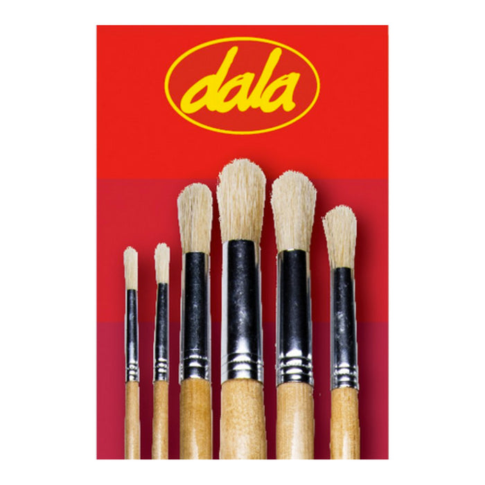 Brush Set - Round