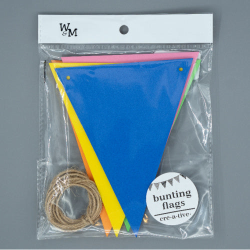 Craft Kit - Bunting Flags