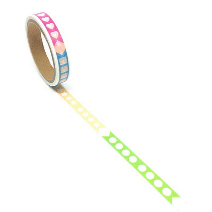 Washi Tape - Checklist