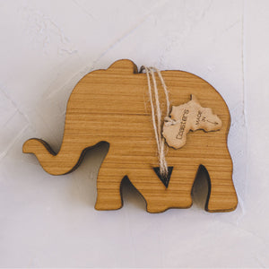 Elephant Coaster Set
