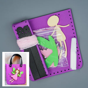 Craft Kit - Fairy Handbag