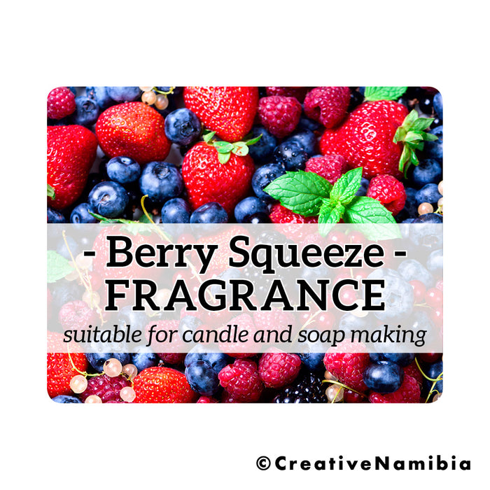 Fragrance - Berry Squeeze