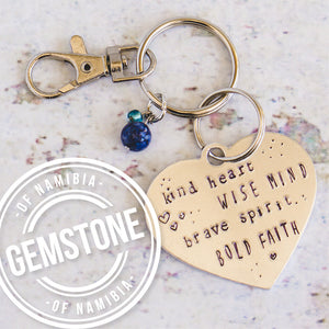 Keyring - Kind Heart