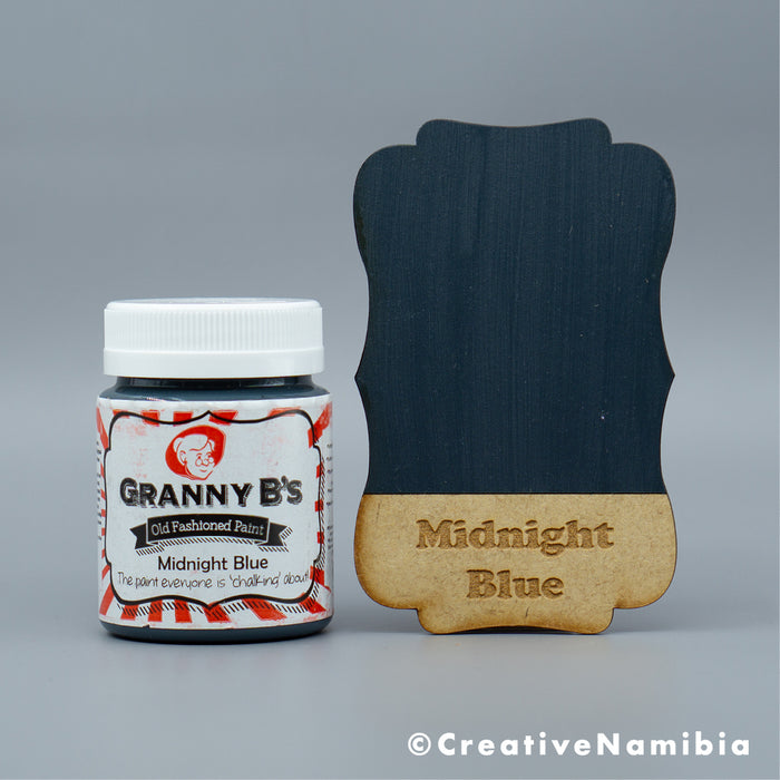 Granny B Paint - Midnight Blue