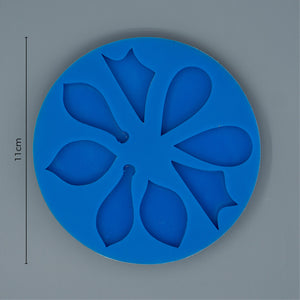 Silicone Mould - Earrings A