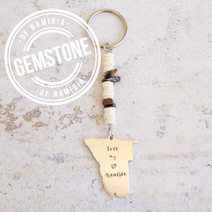 Keyring - Lost my heart in Namibia