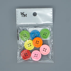 Buttons - medium Brights