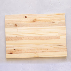 Wood Blank - Rectangular Board