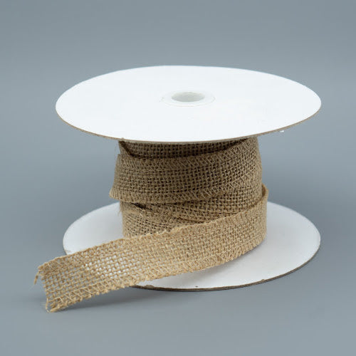 Hessian Ribbon - Thin