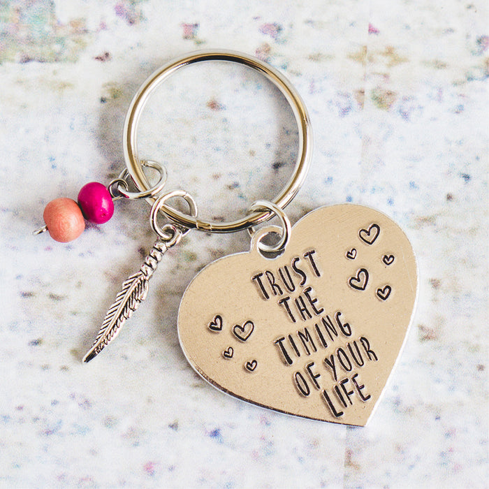Keyring - Trust the Timing