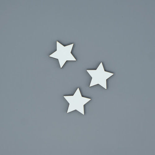 Small Wood Star