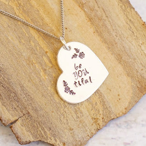 Necklace - be YOU tiful