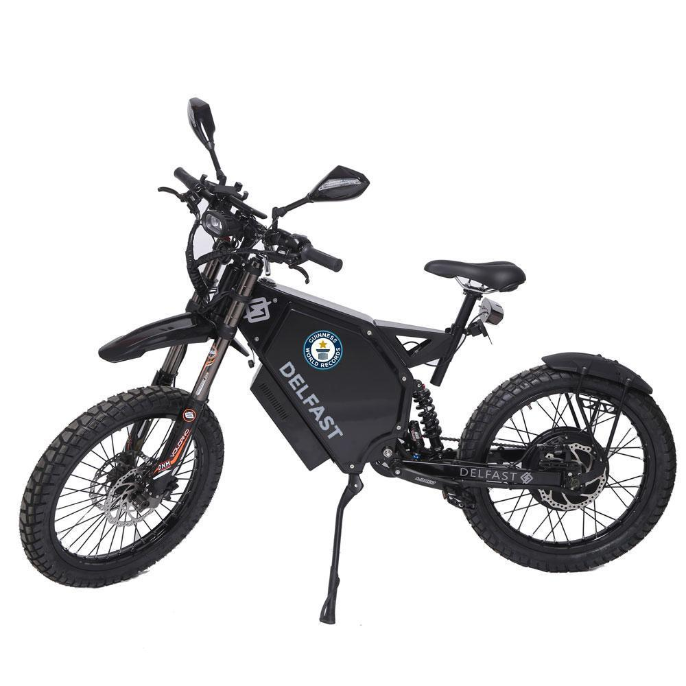Delfast Top 2.0 high speed electric bike