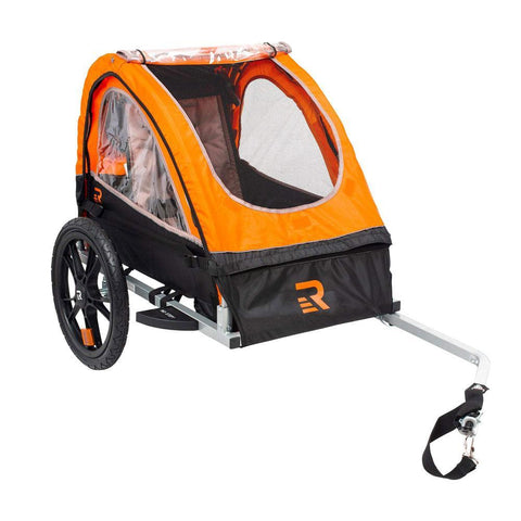 Rover Single Passenger Children's Foldable Bike Trailer
